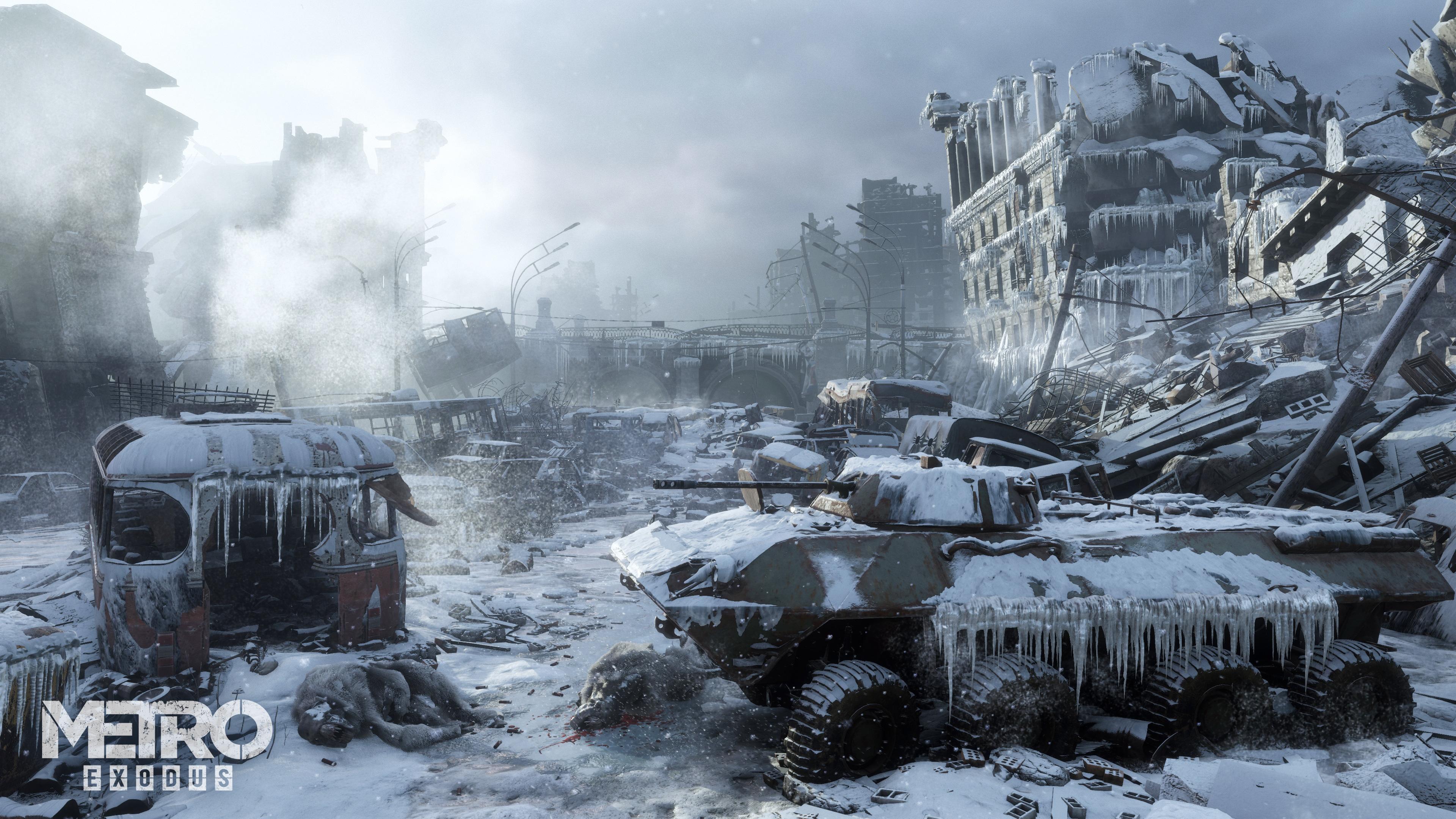 Exodus выйдет нанеделю ранее доэтого — Игра Metro