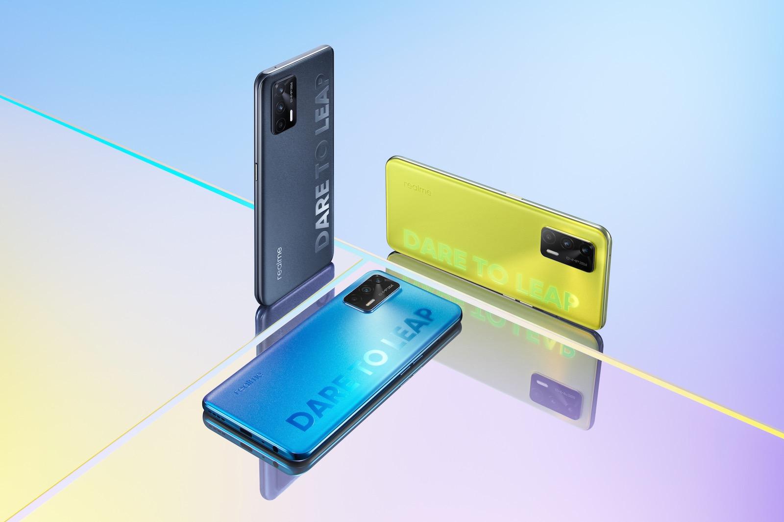 Realme Q3 Pro: 5G-смартфон с чипом Dimensity 1100, 120 Гц дисплеем и 30 Вт быстрой зарядкой за $245