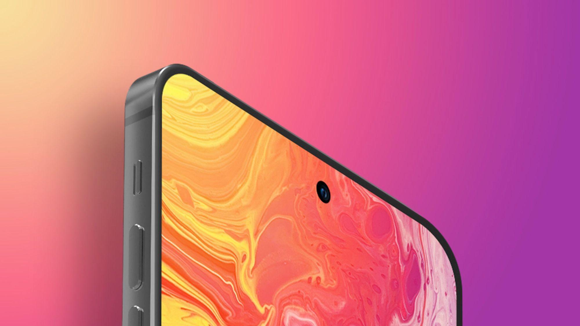 Новая технология позволит Apple отказаться от чёлки в iPhone 14 Pro