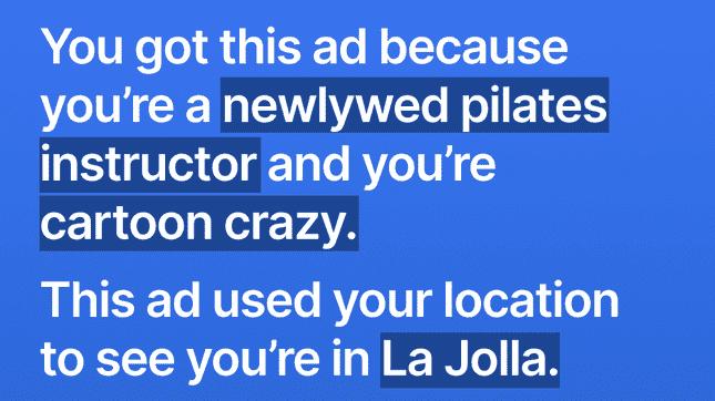 Правда глаза колет: Facebook мгновенно забанил честную рекламу от Signal