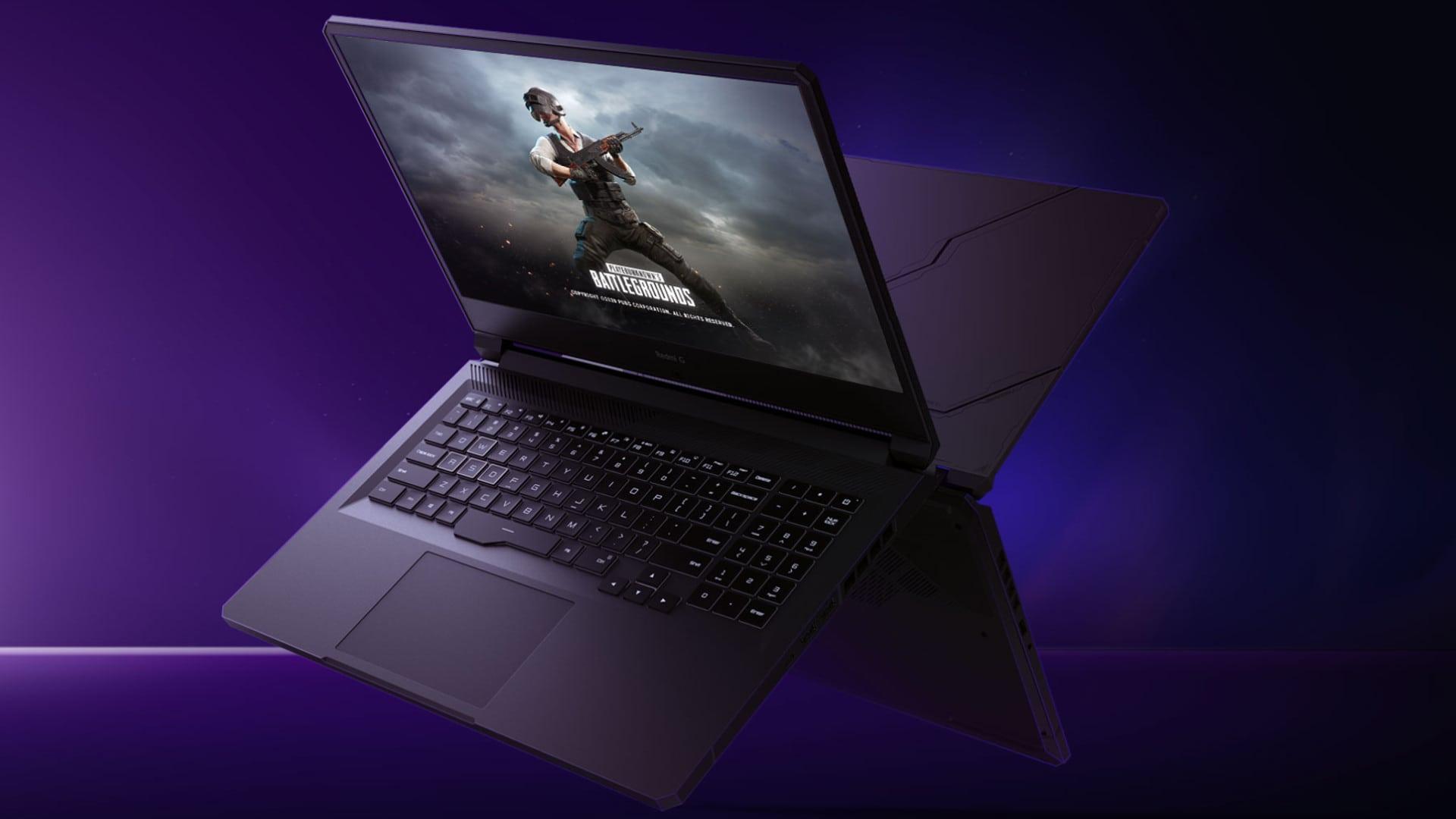 Игровой ноутбук Redmi G 2021 получит GeForce RTX 3060