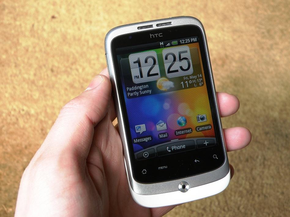 Эксклюзив: все характеристики HTC Wildfire E
