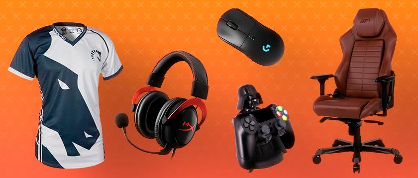Что подарить геймеру или киберспортсмену на Новый год: топ-7 гаджетов и аксессуаров
