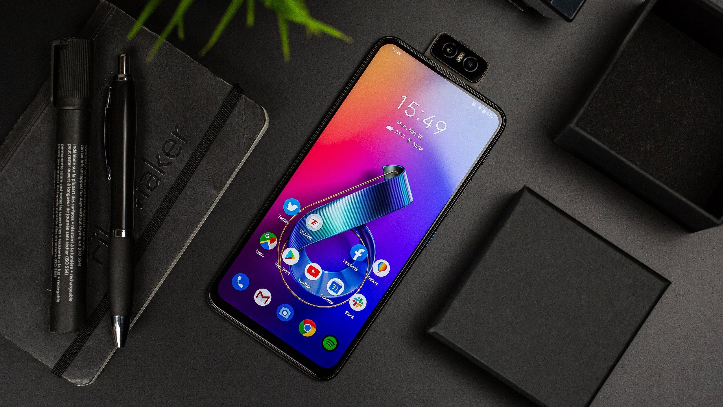 "ASUS ZenFone 7 появился в Geekbench с 16 ГБ ОЗУ и Snapdragon 865 ""Kona"""