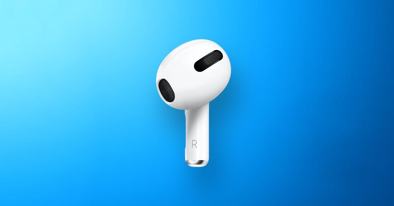 Apple планирует представить AirPods 3 вместе с iPhone 13