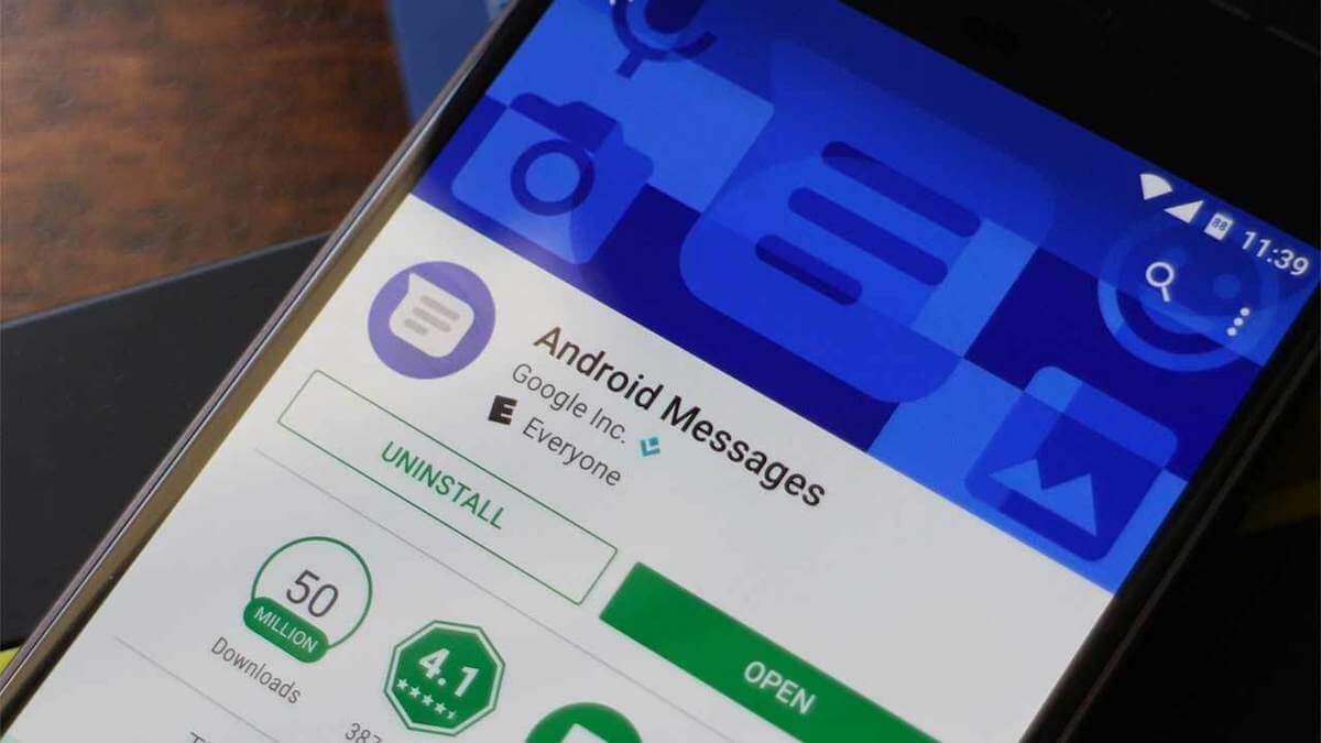 В ОС андроид возникла защита отSMS-спама