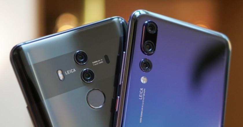 Huawei уже тестирует Android 9 Pie на нескольких флагманских устройствах