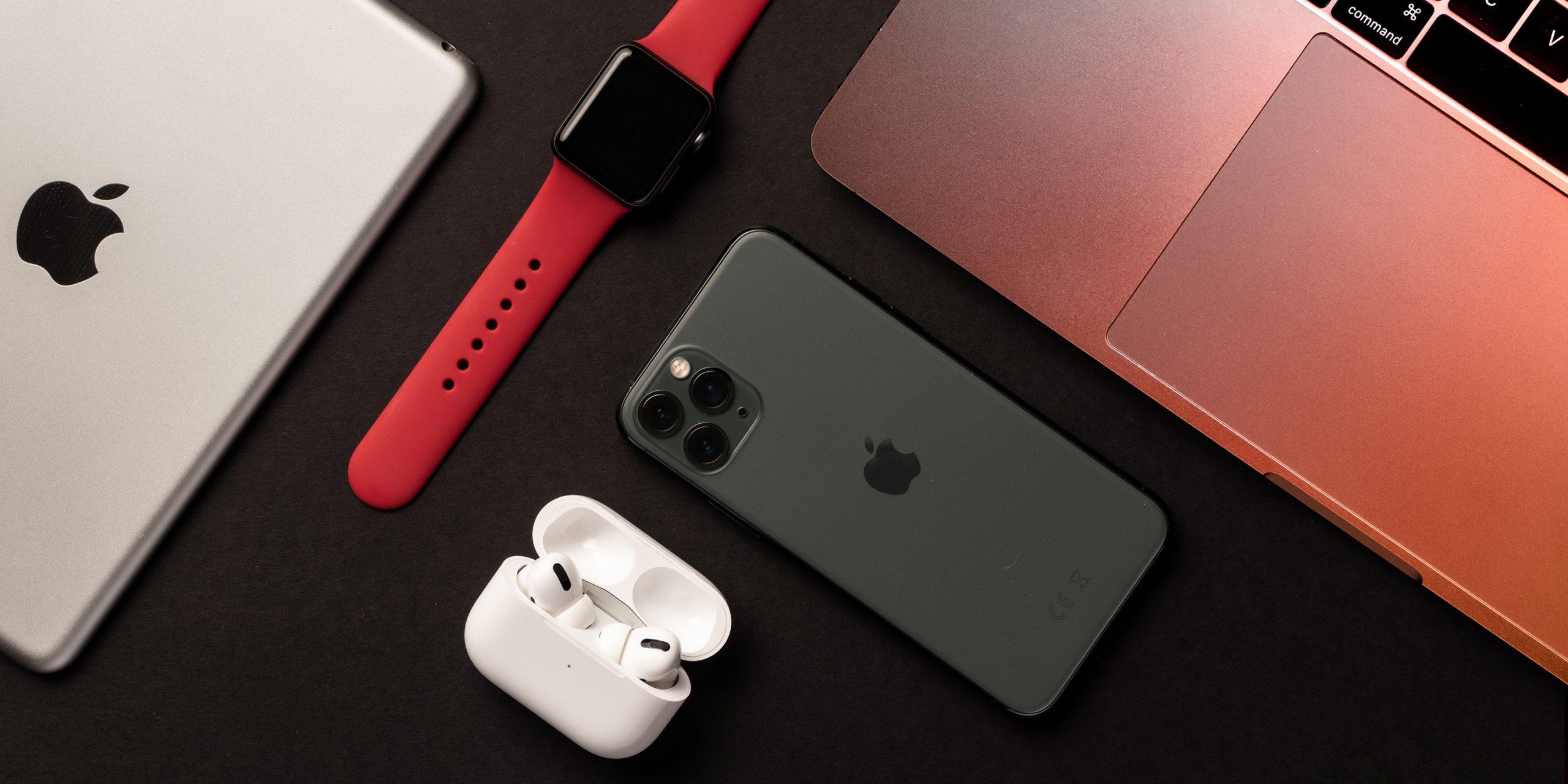 Bloomberg: в этом году Apple выпустит MacBook и AirPods 3, а в следующем  iPad Pro со стеклянными корпусами, MacBook Air и три модели Apple Watch