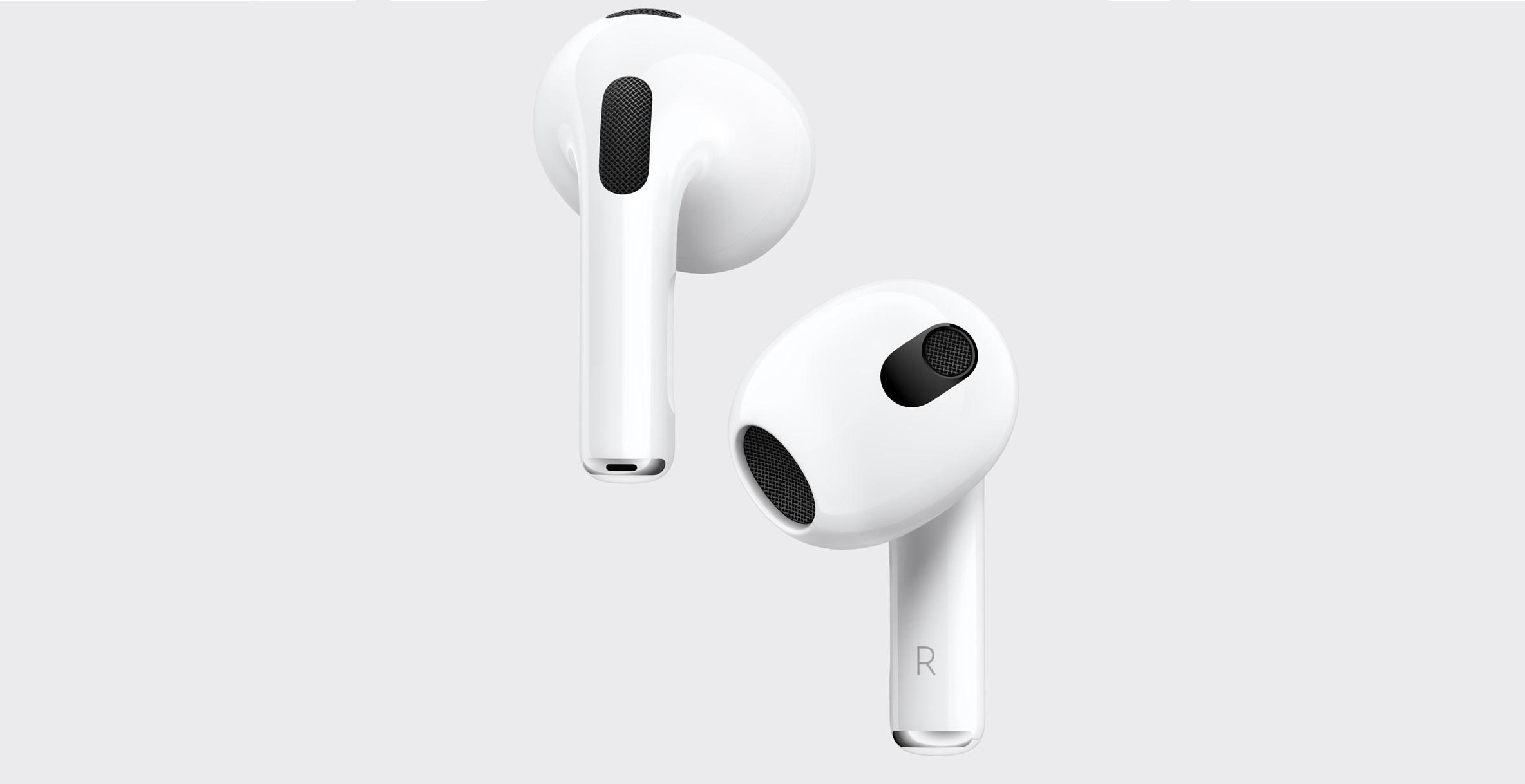 Apple AirPods 3  новый динамик, до 30 часов работы и поддержка MagSafe по цене $179