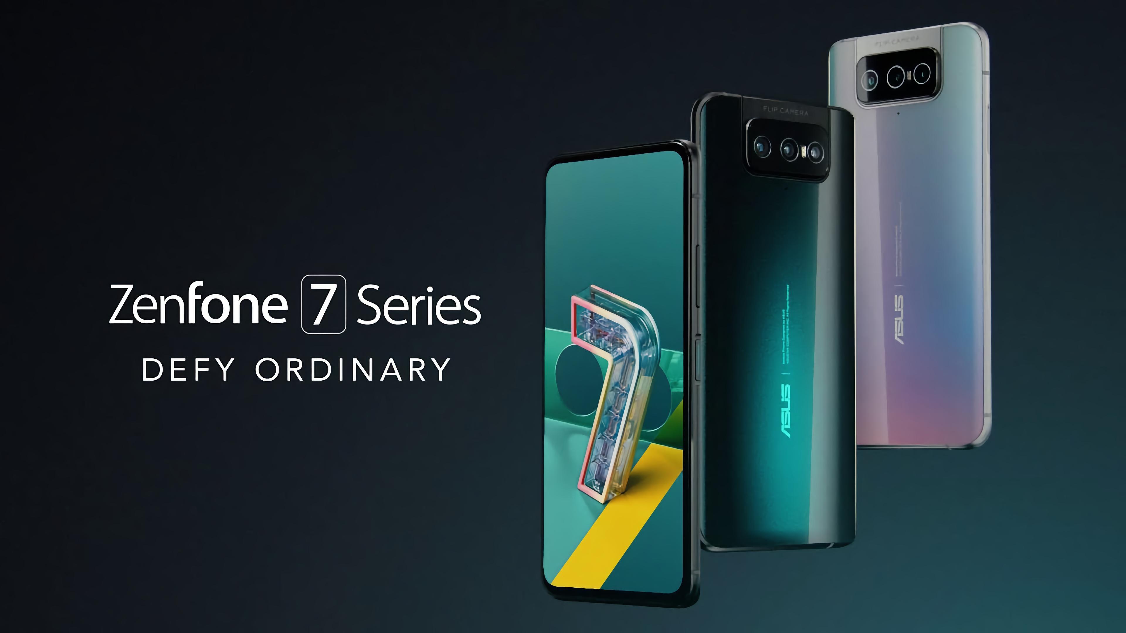 Пока ждём ZenFone 8: ASUS начала обновлять смартфоны ZenFone 7 и ZenFone 7 Pro до Android 11