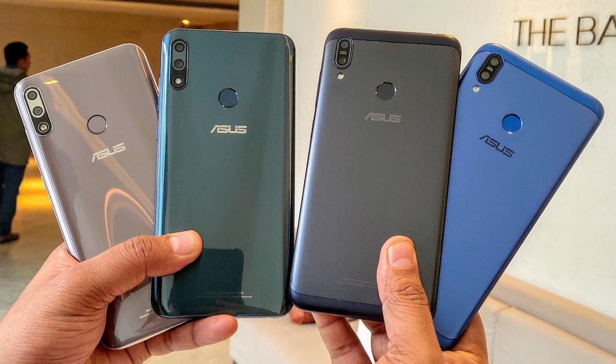 Какие смартфоны Asus получат обновление до Android 9 Pie