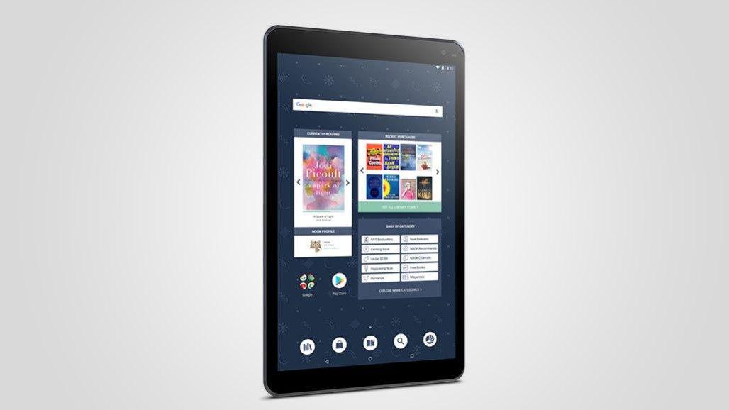 Планшет Nook Tablet 10.1 стоит всего 130 долларов