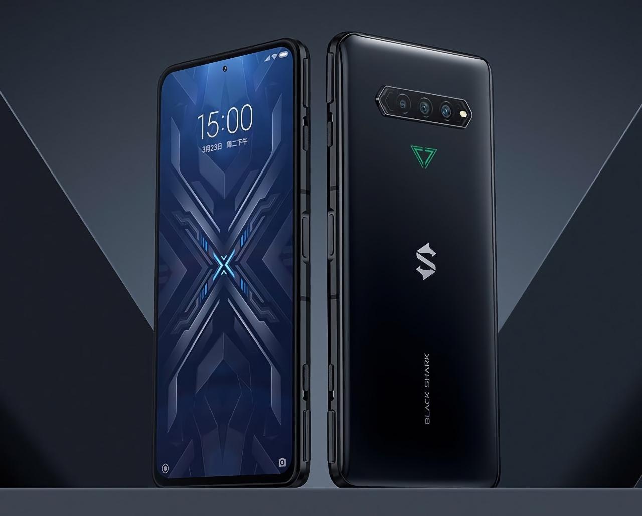 Xiaomi объявила дату презентации игровых смартфонов Black Shark 4S и Black Shark 4S Pro