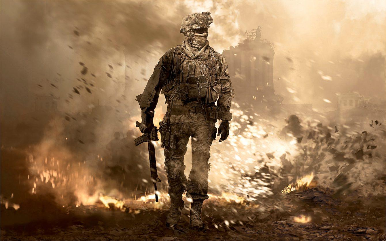 Activision выпустит ремастер Call ofDuty: Modern Warfare 2 с улучшенной графикой