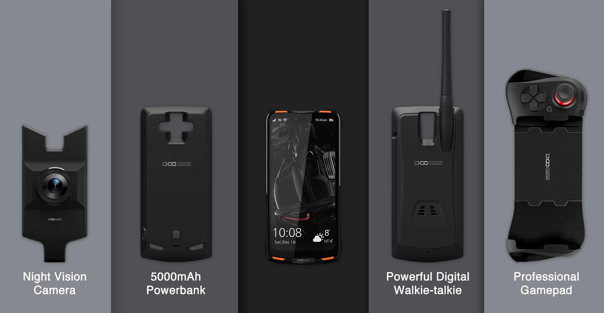 Учись, Motorola: цены на модули для смартфона Doogee S90 порадуют кошелек (кроме модуля 5G)