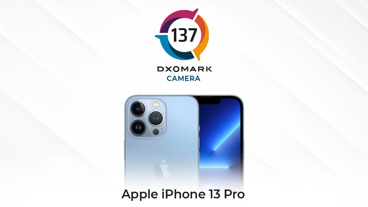 iPhone 13 Pro стал одним из лучших камерофонов по версии DxOMark, а iPhone 13 mini снимает на уровне iPhone 12 Pro Max