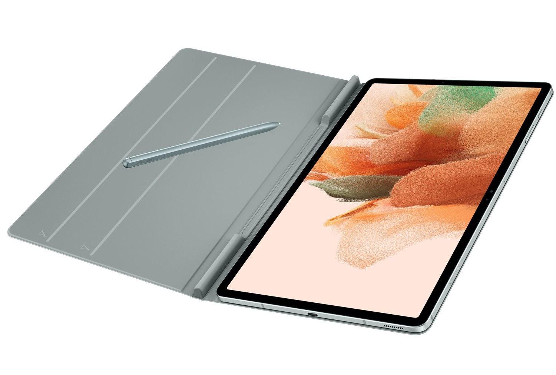 Планшет Samsung Galaxy Tab S7 FE показали на новых рендерах в разных цветах, со стилусом и клавиатурой