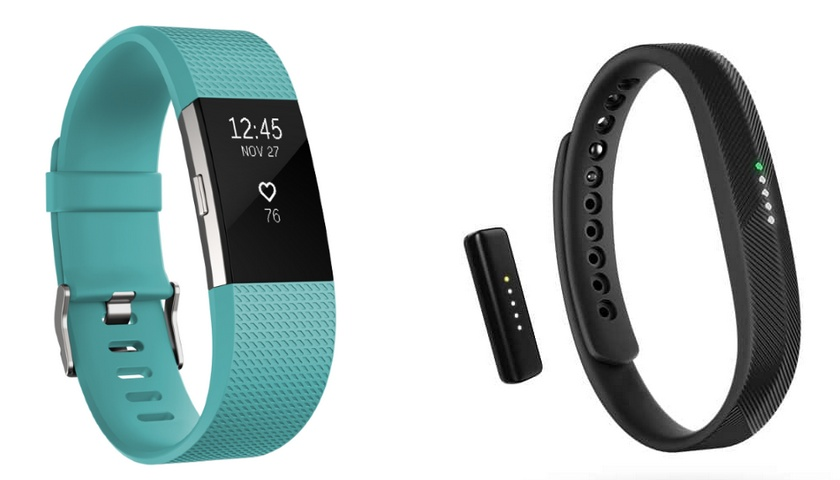 Fitness Trackers Fitbit Charge 2 and Flex 2: not just another update