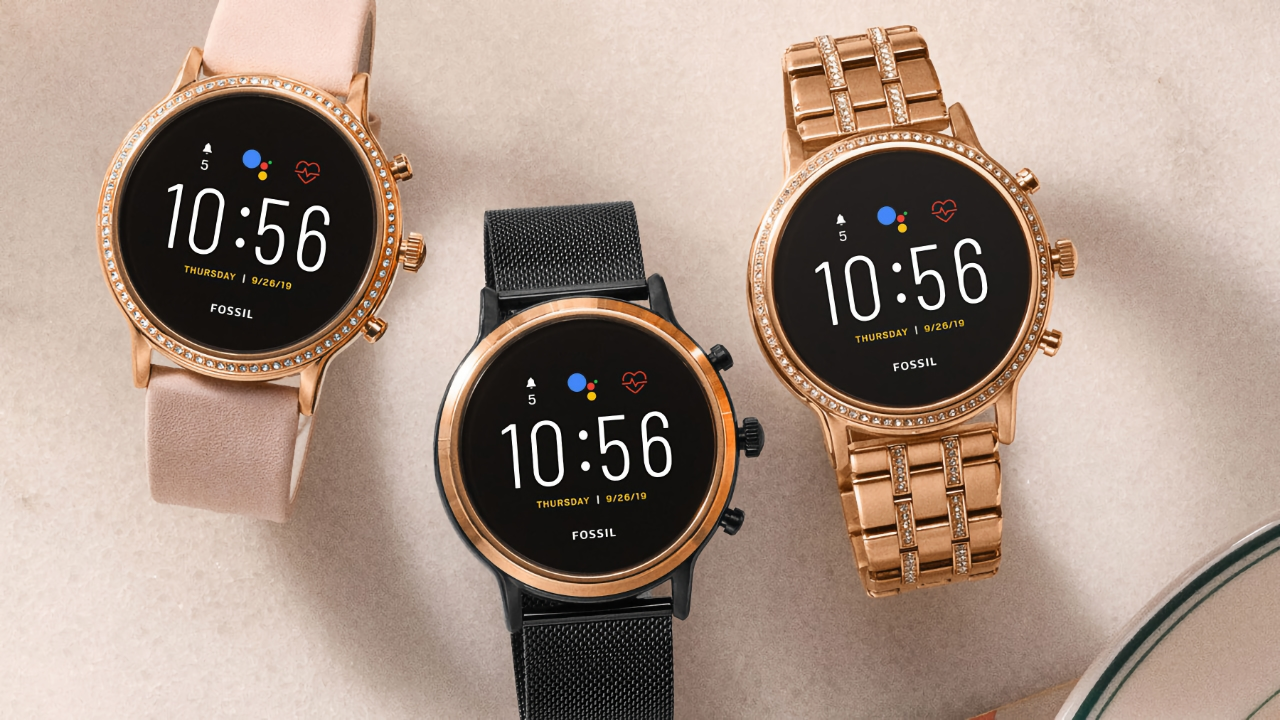 Конкурент Apple Watch и Galaxy Watch: Fossil Group работает над смарт-часами Fossil Gen 6 c новой версией Wear OS на борту