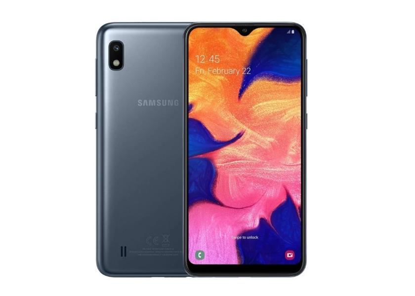 Samsung представил Galaxy A10e: упрощённый Galaxy A10 с экраном Infinity-V, батареей на 3000 мАч и ценником в $180