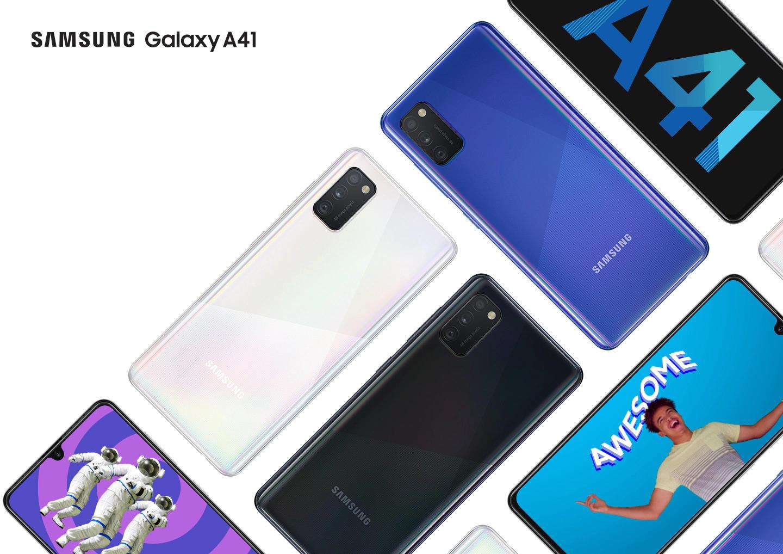 Дождались! Samsung Galaxy A41 начал получать Android 11 c One UI 3.1