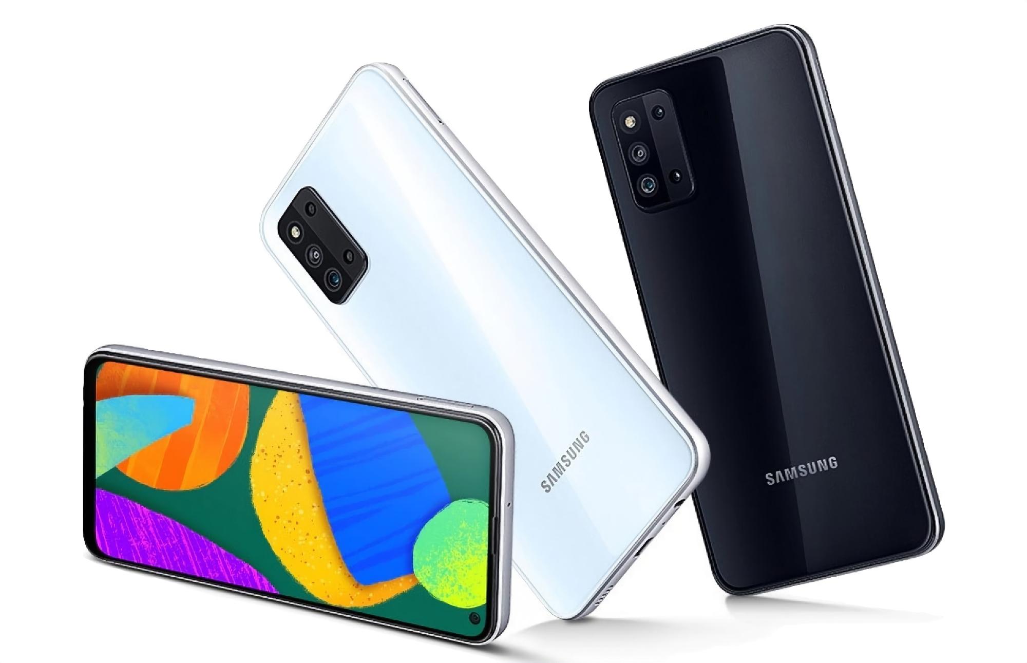 Galaxy F52 5G: новый бюджетник Samsung с чипом Snapdragon 750G и экраном на 120 Гц