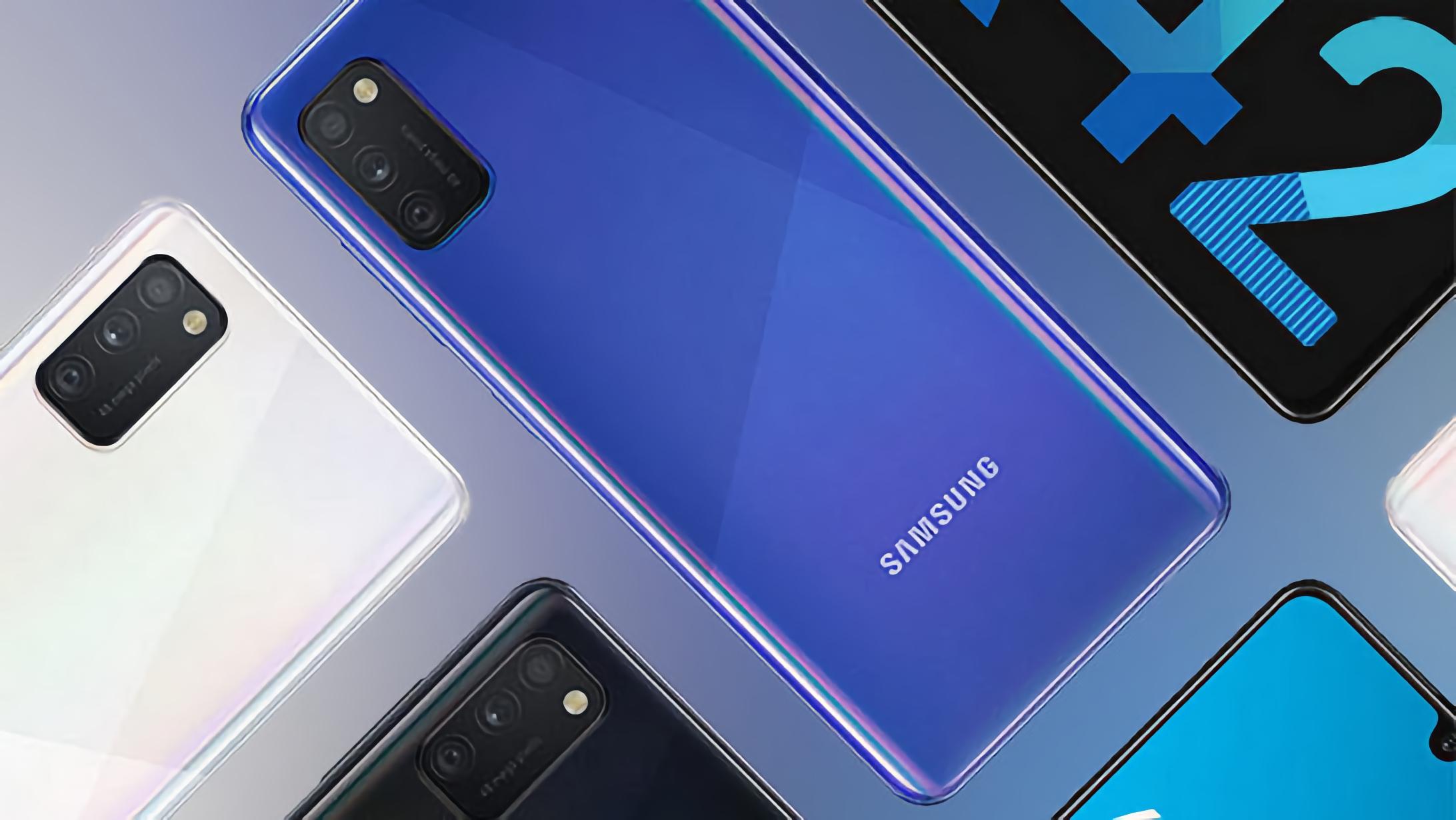Samsung начала тизерить Galaxy M42: первый смартфон Galaxy M с поддержкой 5G