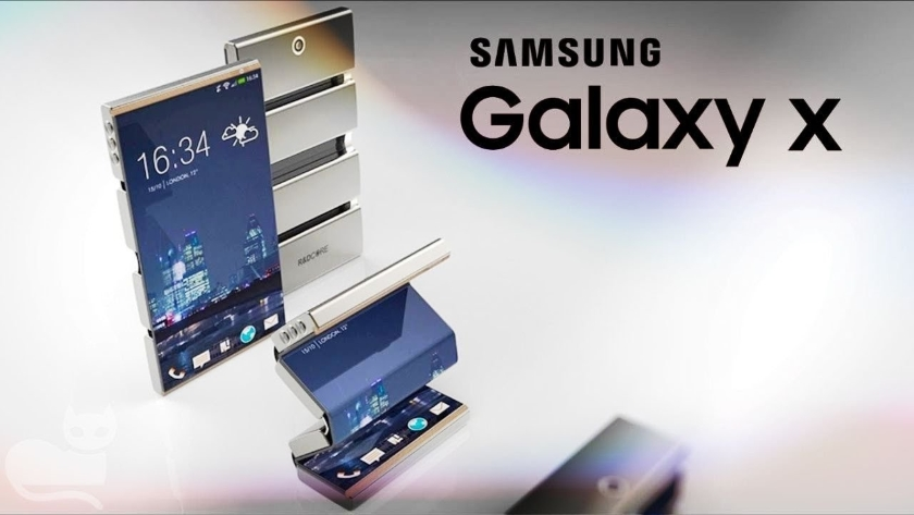 Слух: Samsung Galaxy X представят в январе, а Galaxy S10 в феврале 2019 года