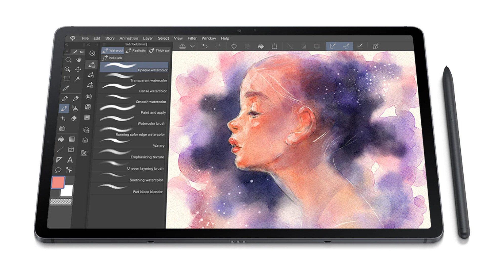 Samsung Galaxy Tab S7 FE: упрощённая версия Galaxy Tab S7 с экраном на 12.4, чипом Snapdragon 750G и стилусом S Pen за 649 евро