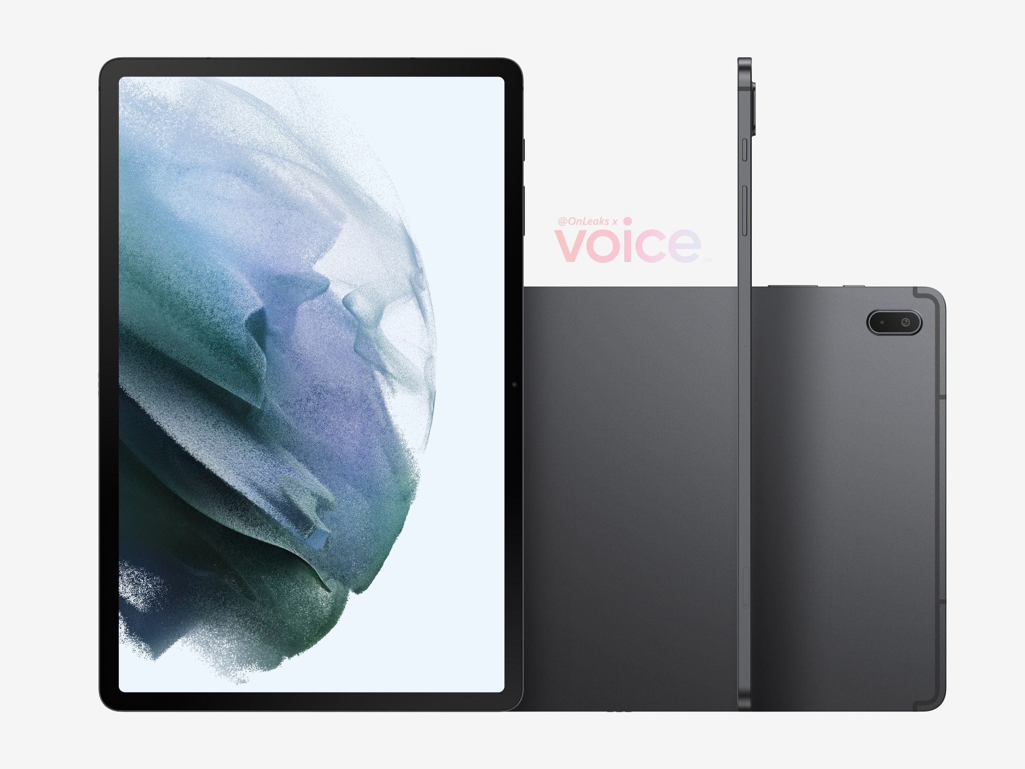 Samsung Galaxy Tab S7 Lite показался на видео: упрощённую версию Galaxy Tab S7 можно разглядеть со всех сторон