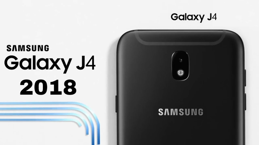 "Samsung Galaxy J4 (2018) appeared on the ""live"" images"