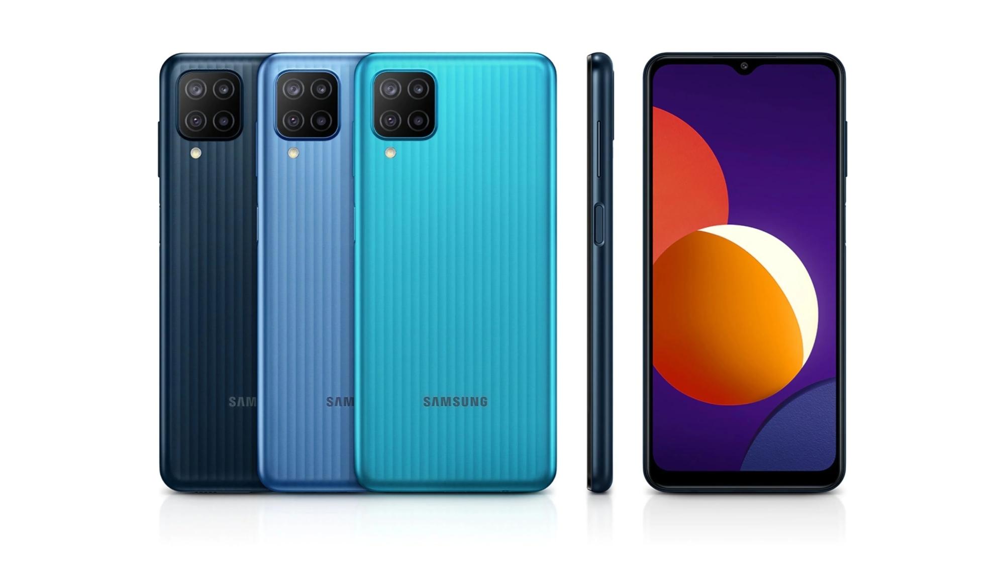 Samsung 5 апреля представит бюджетные смартфоны Galaxy F02s и Galaxy F12