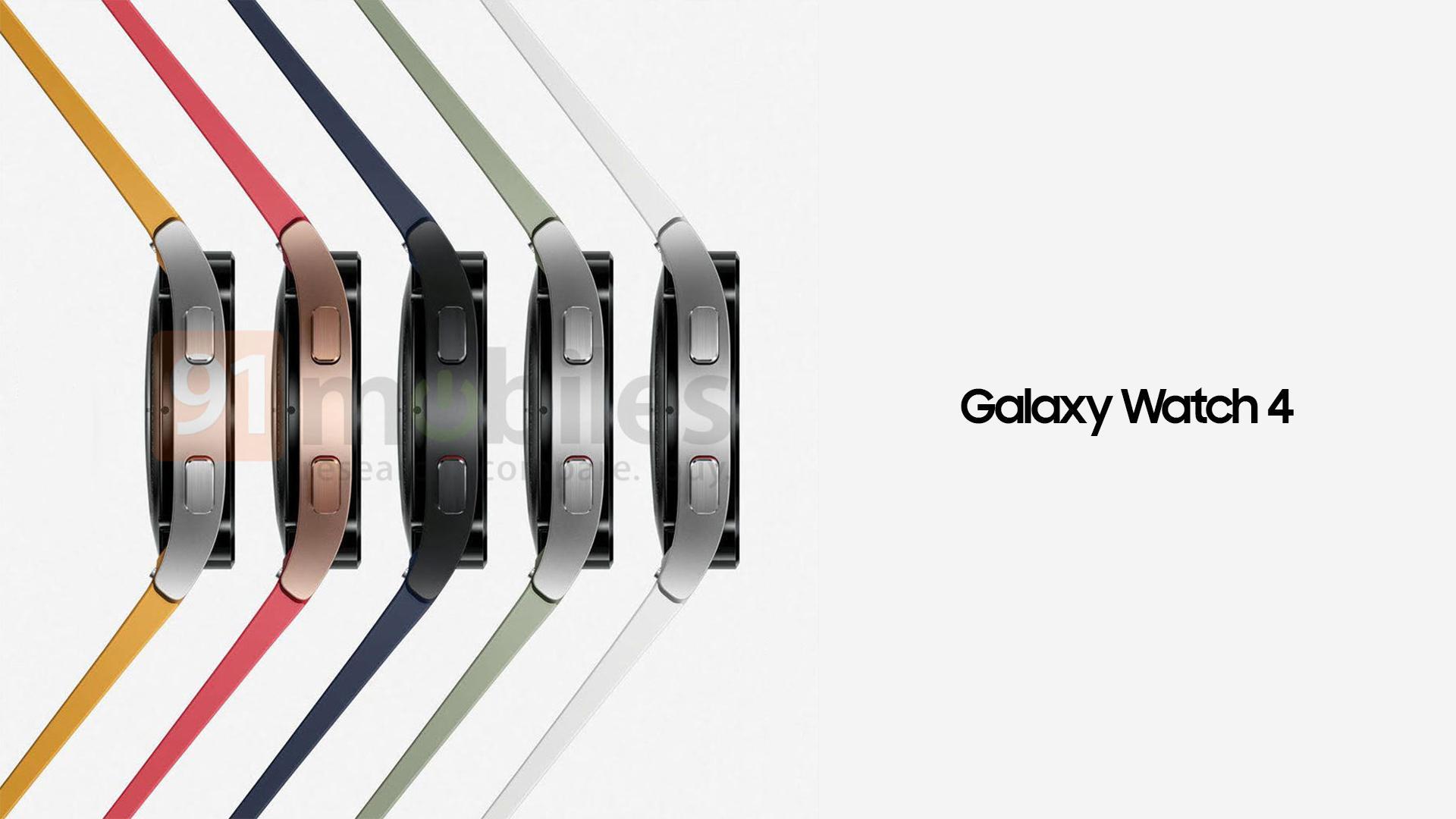 Дороже Apple Watch: в сеть утекли европейские цены смарт-часов Samsung Galaxy Watch 4 и Galaxy Watch 4 Classic