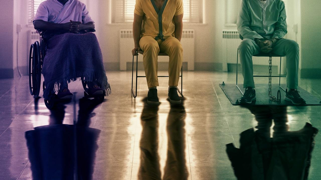 Вышел новый трейлер фильма «Стекло», объединяющего «Сплит» и«Неуязвимый»