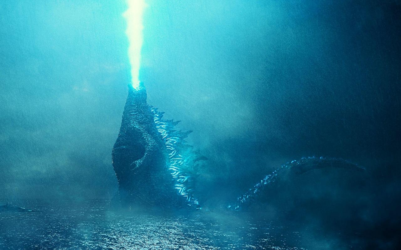 Представлен второй трейлер фильма «Годзилла 2: монарх монстров»