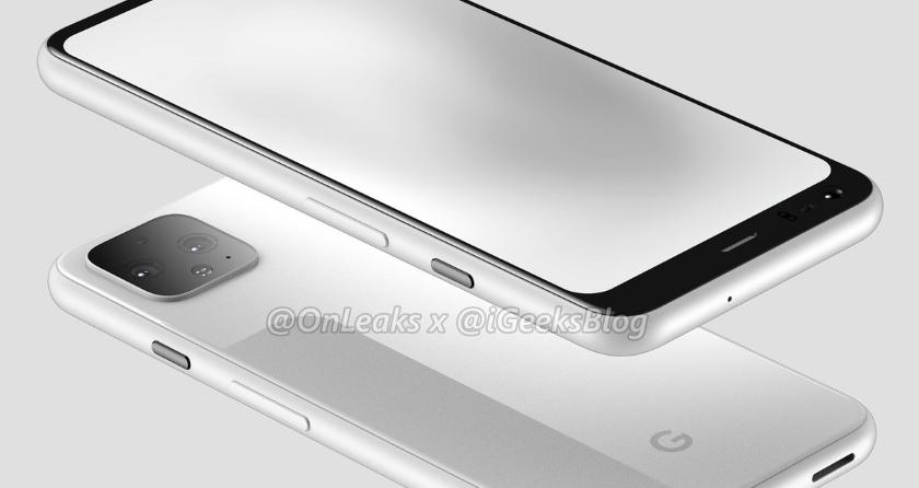 УGoogle Pixel 4 будет сверхплавный дисплей