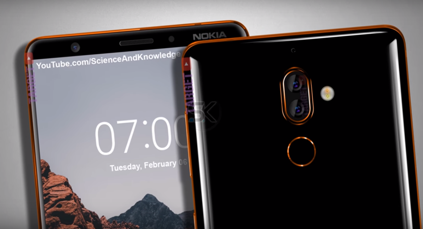 Two unknown Nokia smartphones have been certified