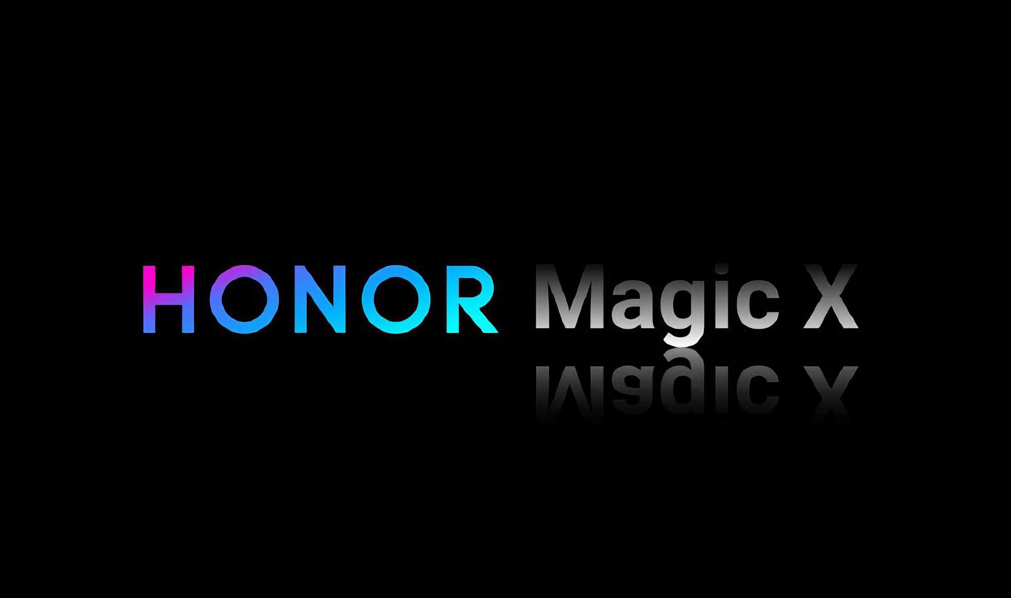 Инсайдер: первый складной смартфон Honor получит название Magic X и выйдет до конца этого года