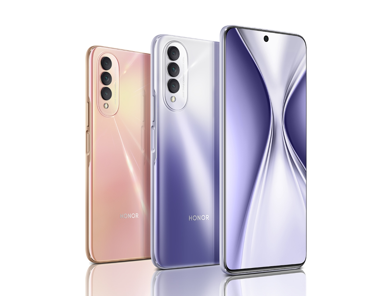 Honor X20 SE: смартфон с процессором MediaTek Dimensity 700 и тройной камерой на 64 МП за $278