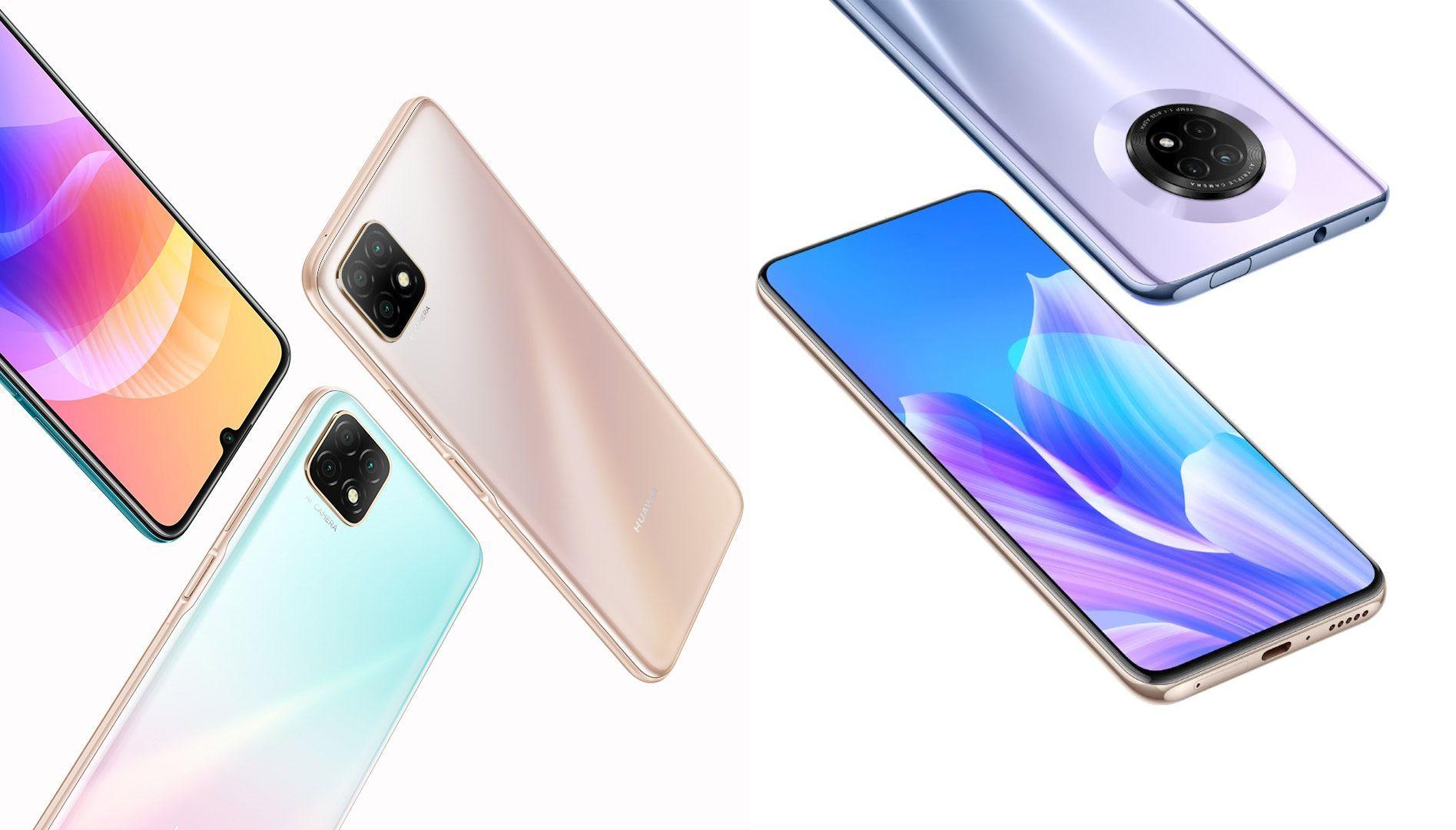 В сеть слили подробные характеристики Huawei Enjoy 20 SE: 6,67 дисплей, квадрокамера и чип Dimensity 700 5G