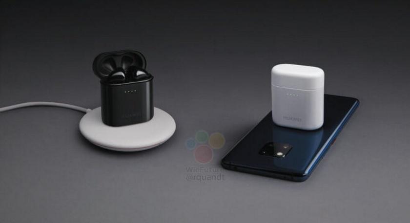 Huawei выпустит по-настоящему беспроводные наушники Free Buds 2 Pro