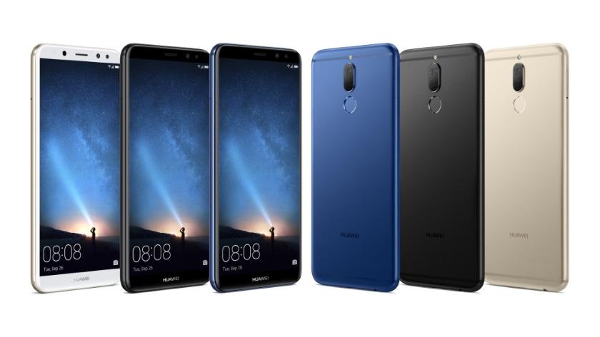 Huawei выпустил Android 8.0 Oreo для Mate 10 Lite и P10 Lite