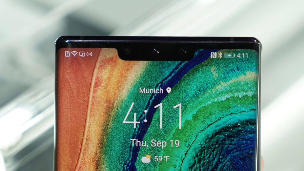 Huawei представила новый смартфон, вкотором нет сервисов Google