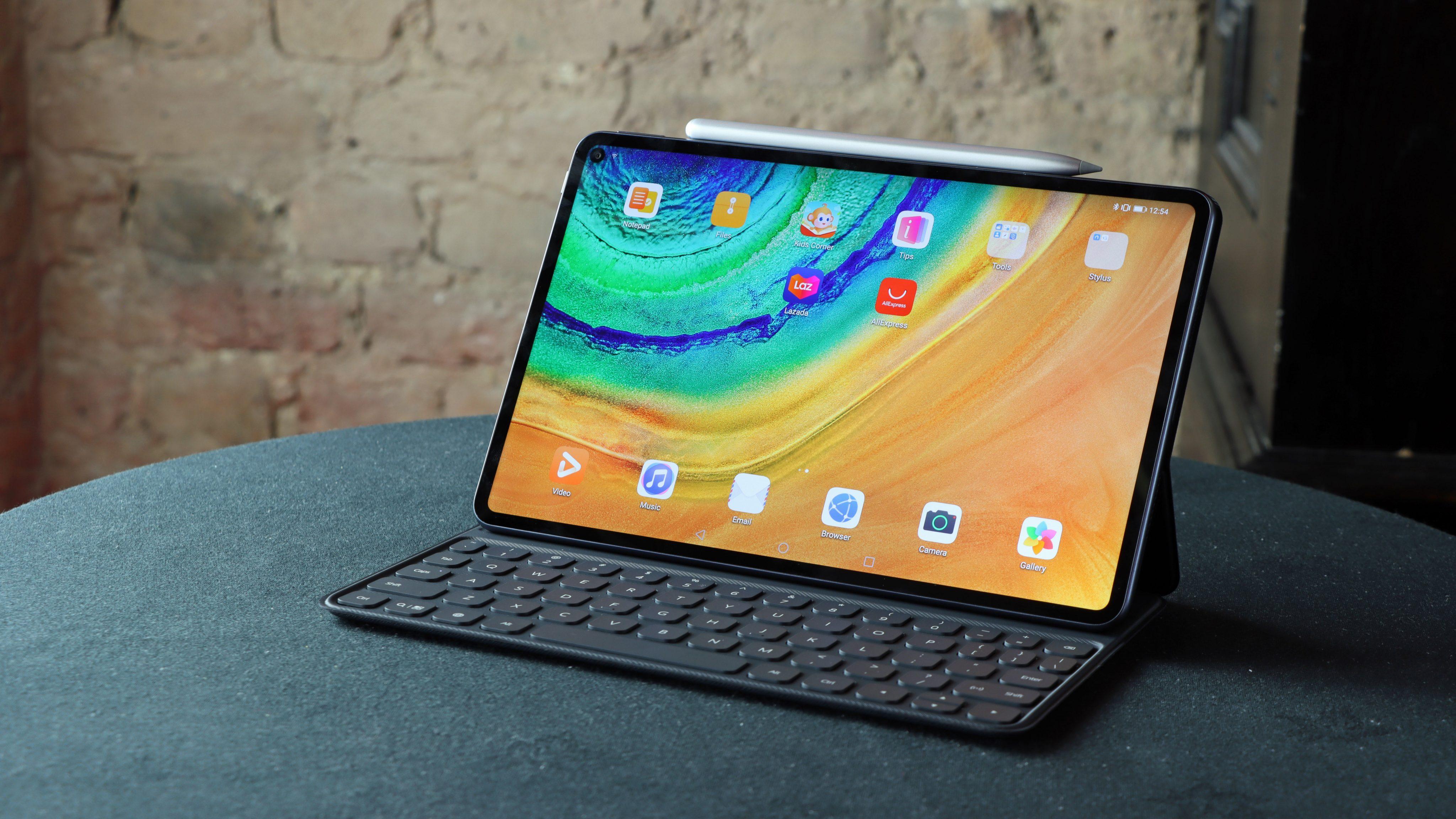 Huawei готовит к выходу планшеты MatePad 2 и MatePad Pro 2: новинки получат AMOLED-дисплеи на 120 Гц и динамики Harman Kardon