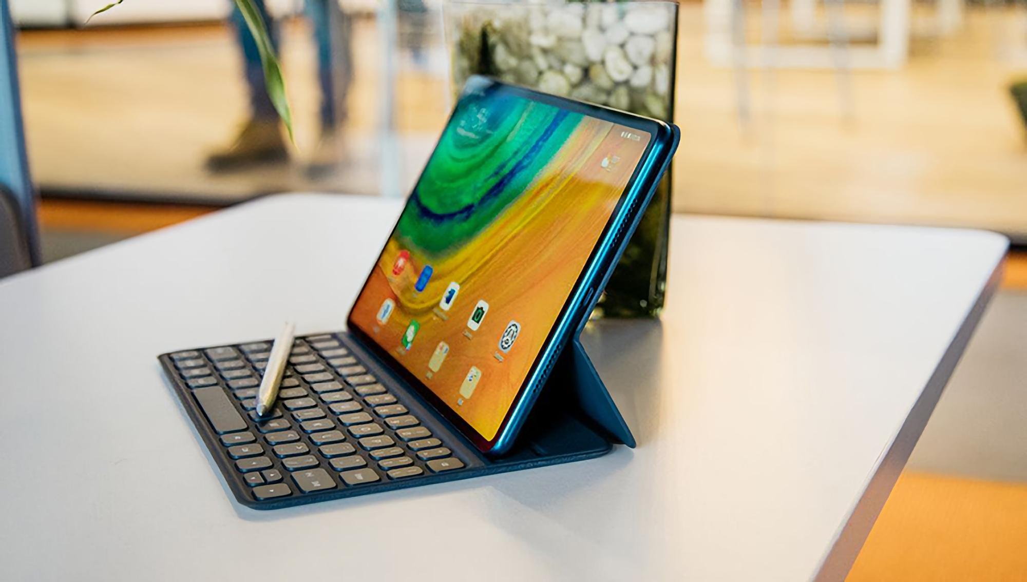 Стабильная версия EMUI 11 добралась до планшета Huawei MatePad Pro и складного смартфона Huawei Mate Xs на глобальном рынке