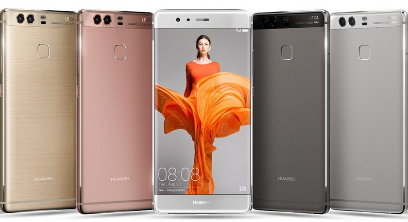 Huawei P9 всё-таки начал обновляться до Android 8.0 Oreo