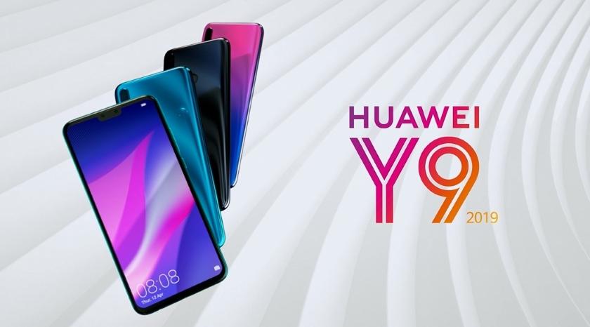 Передумали: Huawei Y9 2019 всё-таки получит обновление Android 10 с оболочкой EMUI 10