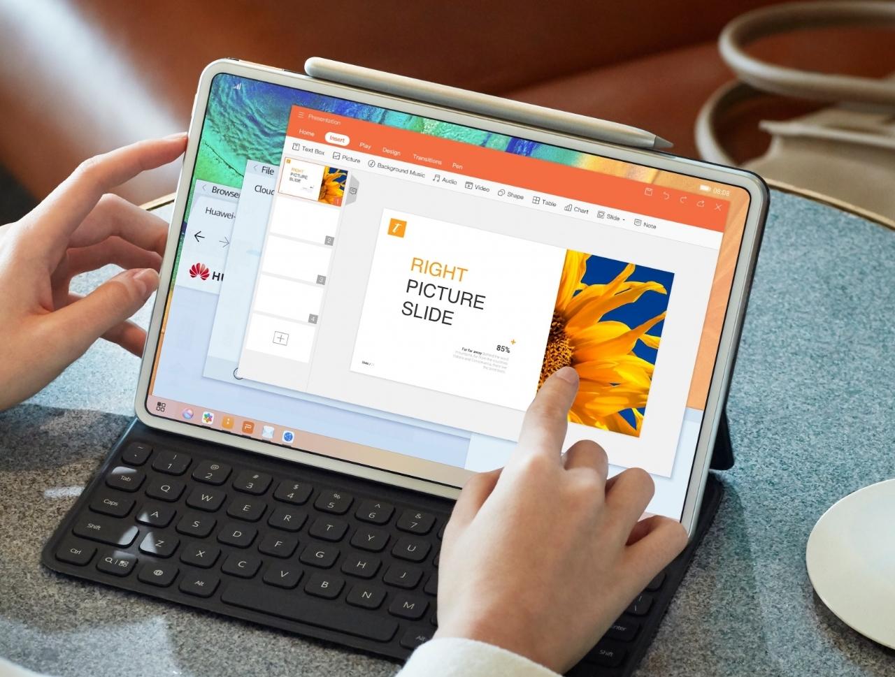 Не только Huawei P50: флагманский планшет Huawei MatePad Pro 2 тоже получит HarmonyOS из коробки