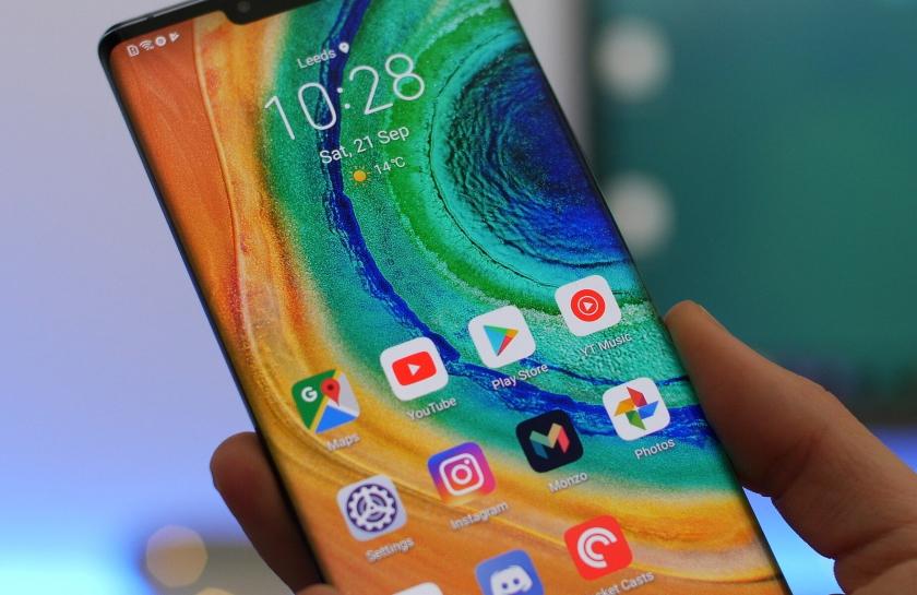 Huawei Mate 30 Pro получил обновление ПО: улучшили камеру и исправили ошибки в системе