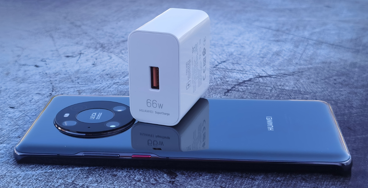 Huawei убрала зарядку из комплектов смартфонов Mate X2, Mate 40, Nova 8 и Nova 8 Pro